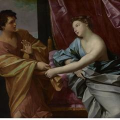 Image: Guido Reni (Italian, 1575‒1642), Joseph and Potiphar's Wife, c.1630, The J. Paul Getty Museum, Los Angeles.