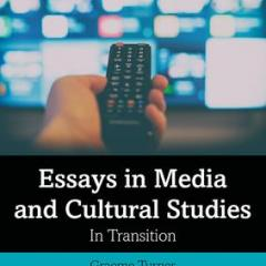 Essays in Media and Cultural Studies book cover