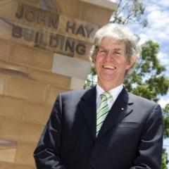 Emeritus Professor John Hay AC