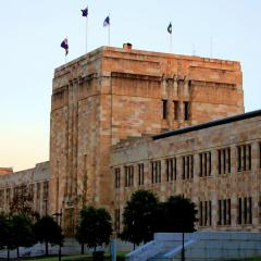 Forgan Smith Tower, University of Queensland