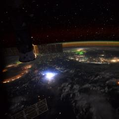 ISS-45 Southeast Asia, NASA [Public domain]