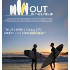 Out in the Line-Up poster.