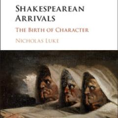 Cover of Shakespearean Arrivals