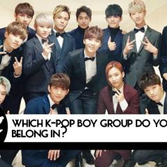 Soompi quiz: Which kpop boy group do you belong in?